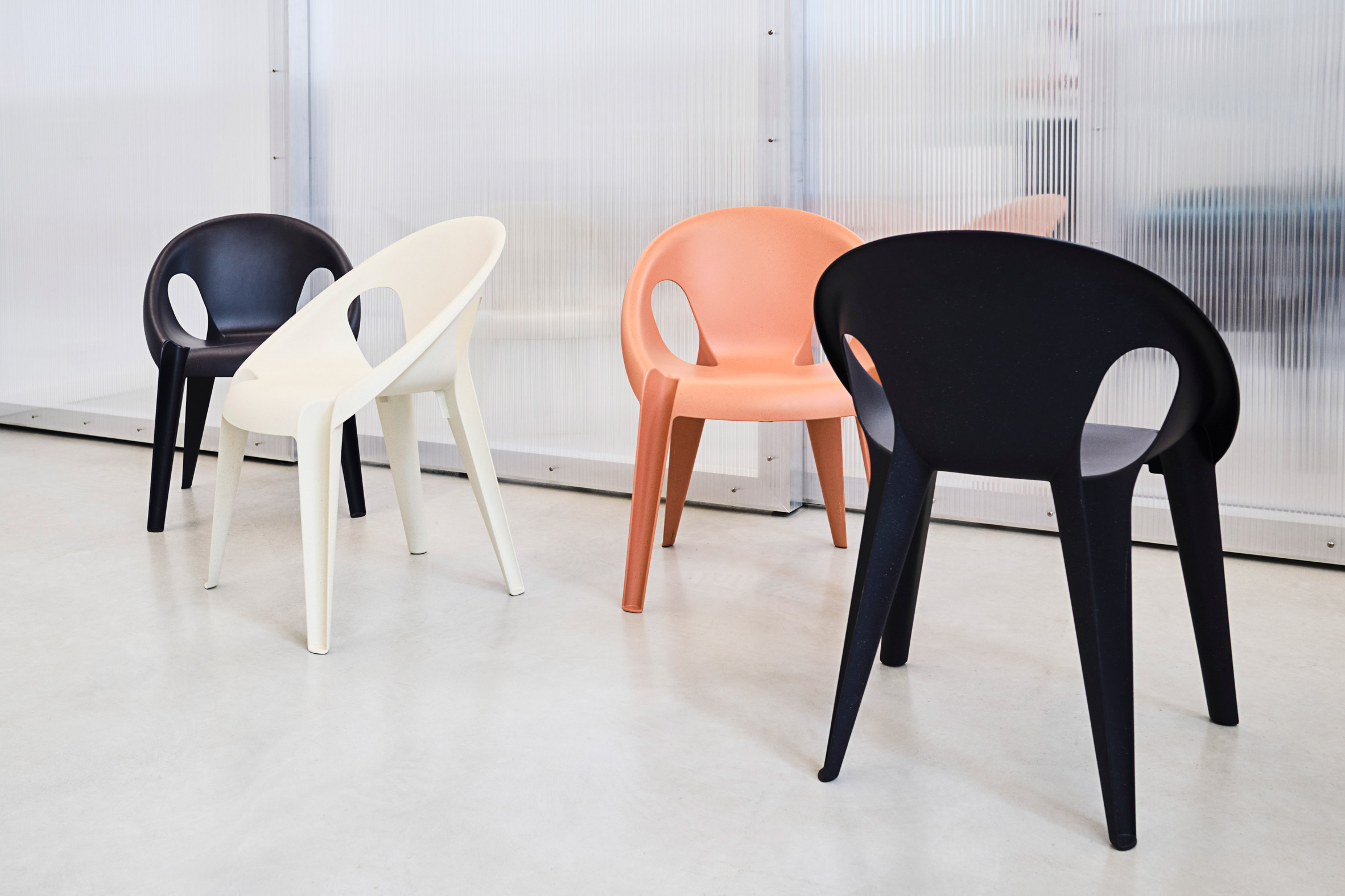 Magis, Bell Chair // posted by Matteo Bulla