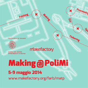 Making@PoliMi. Progetto FARB - MakeFactory