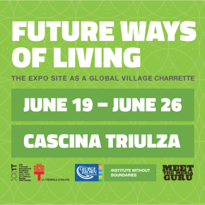 Future Ways Of Living - Summer School - 19-26 giugno