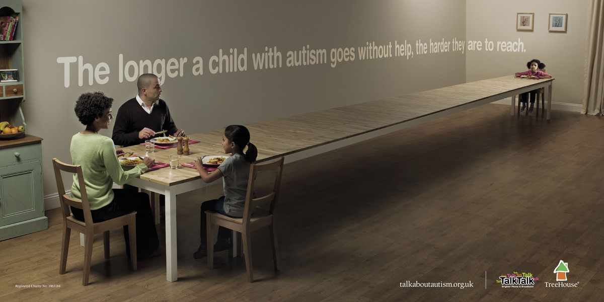 The longer a child with autism goes without help, the harder they are to reach – Gruppo 10