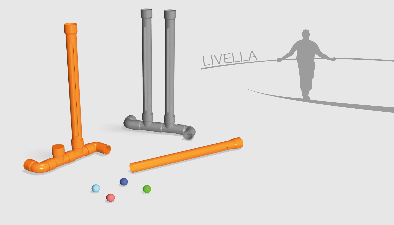 LIVELLA, come un funambolo – Gruppo 10