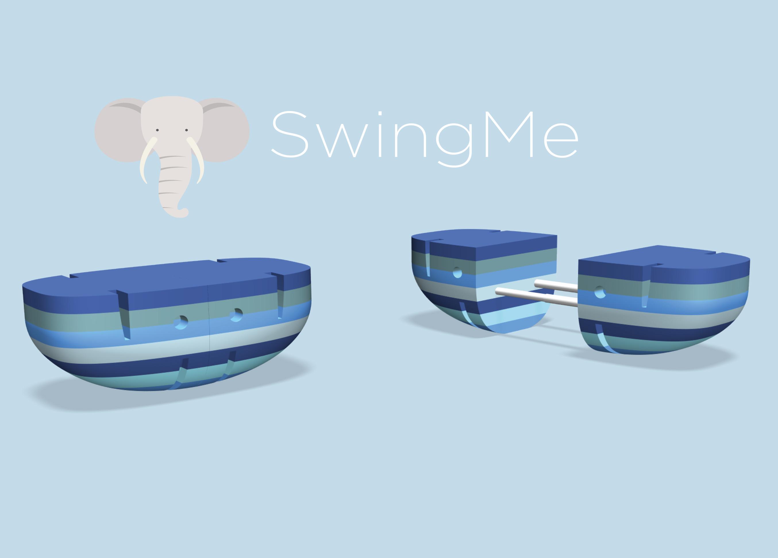 SwingMe, il dondolo estensibile – Gruppo 10
