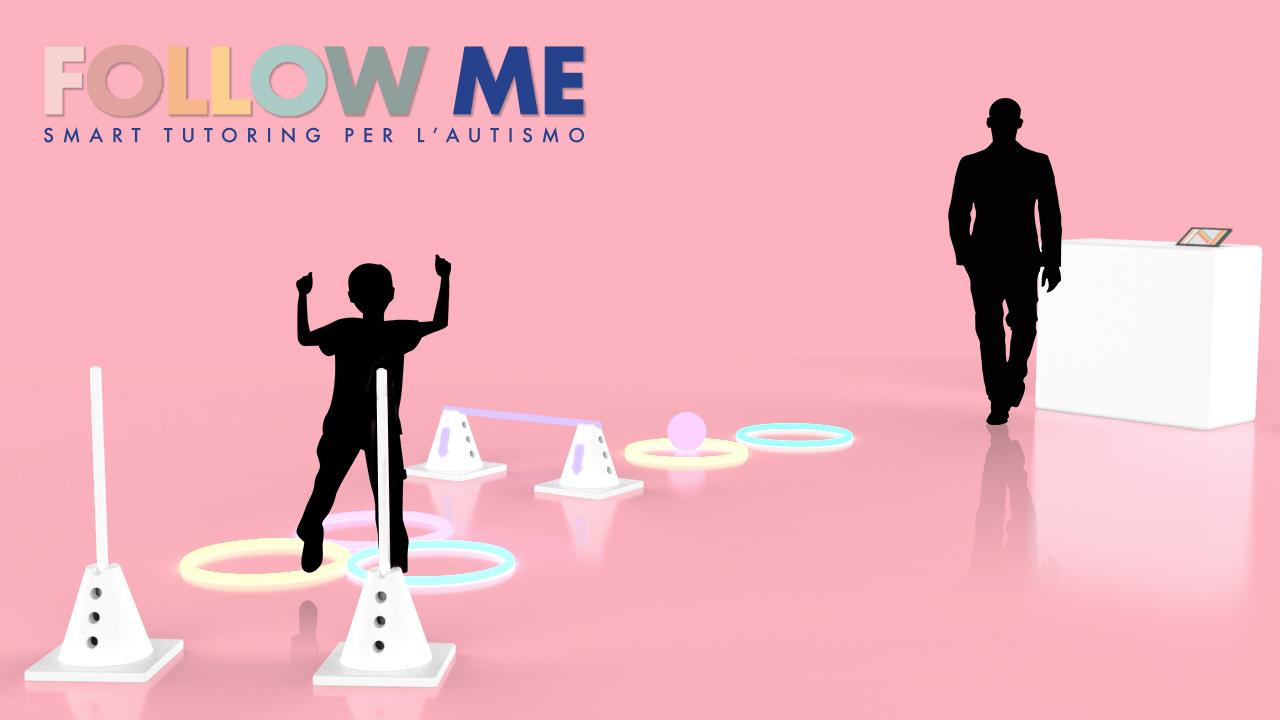 Follow ME – smart tutoring per l'autismo