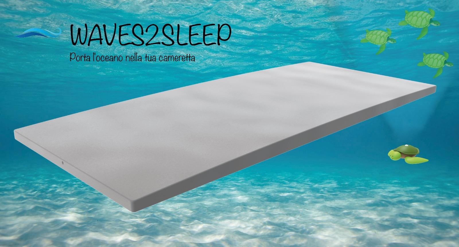 WAVES2SLEEP: porta l'oceano nella tua cameretta