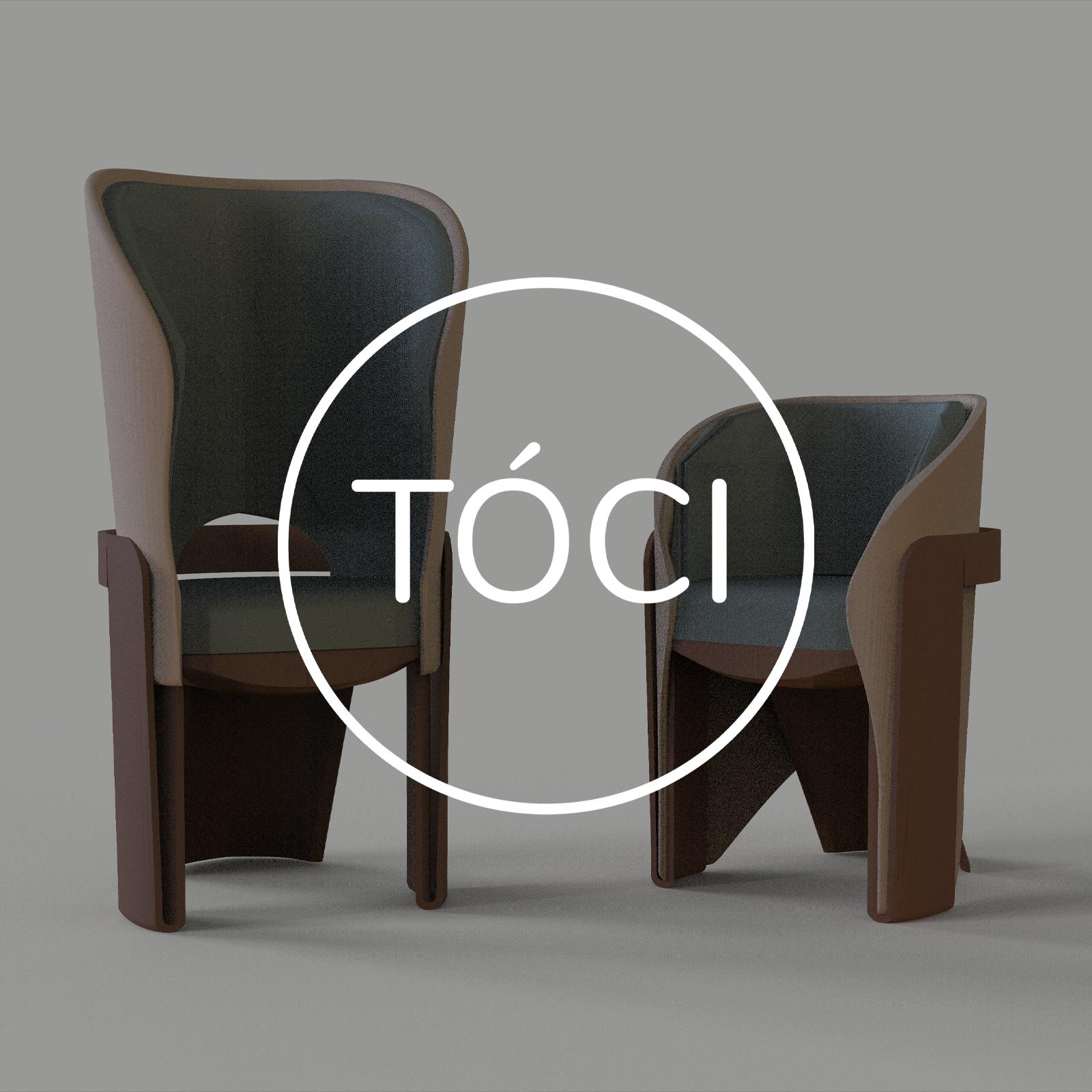 TÓCI The Hugging Chair