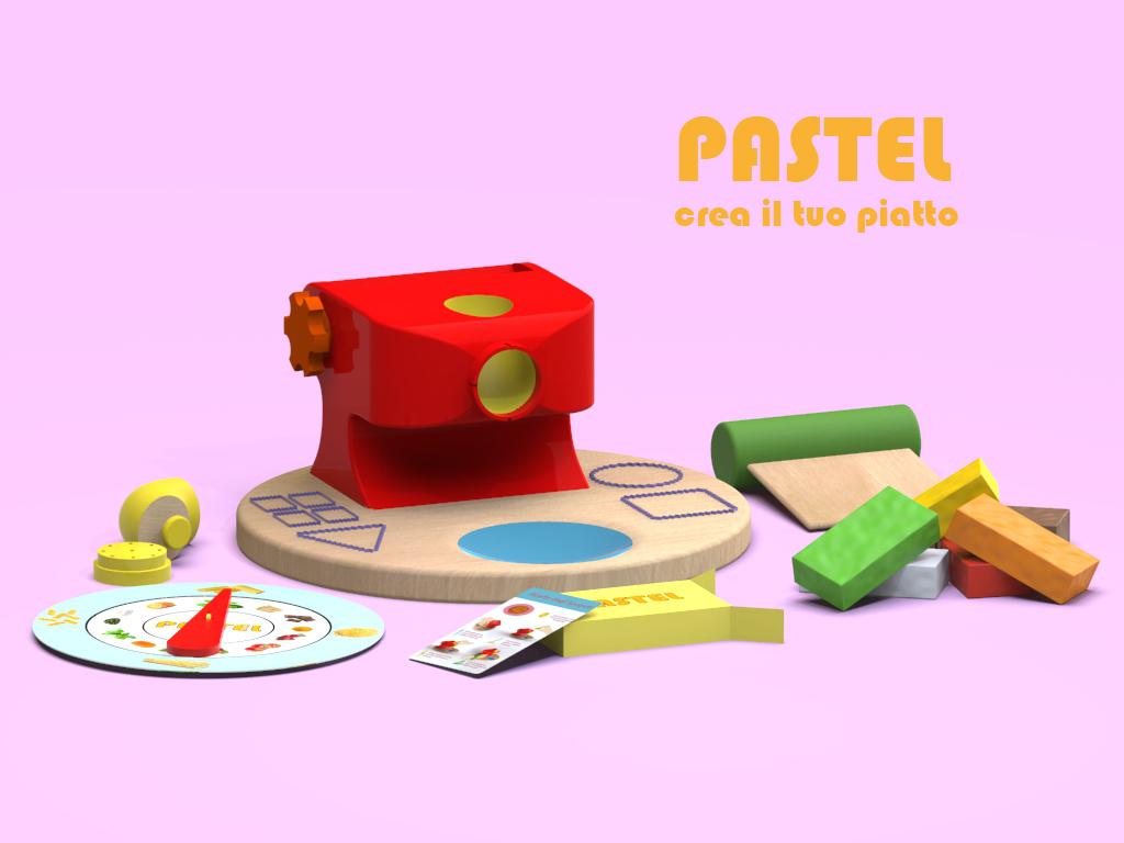 Pastel: crea il tuo piatto