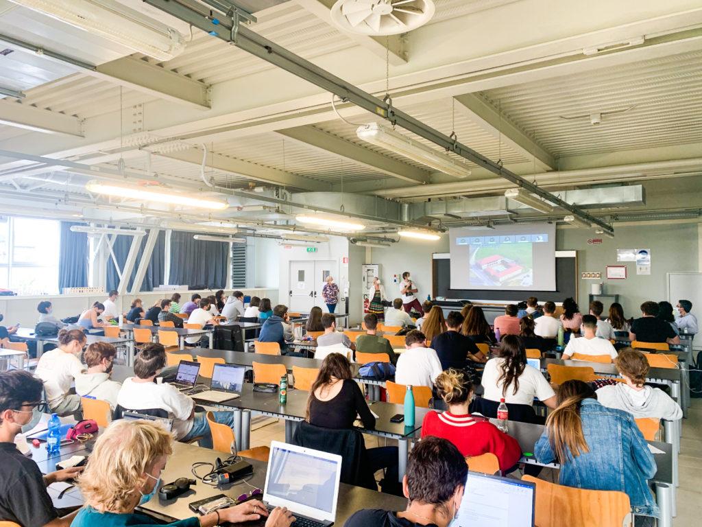 Abilitiamo Onlus presenta in aula il progetto Cascina Cristina