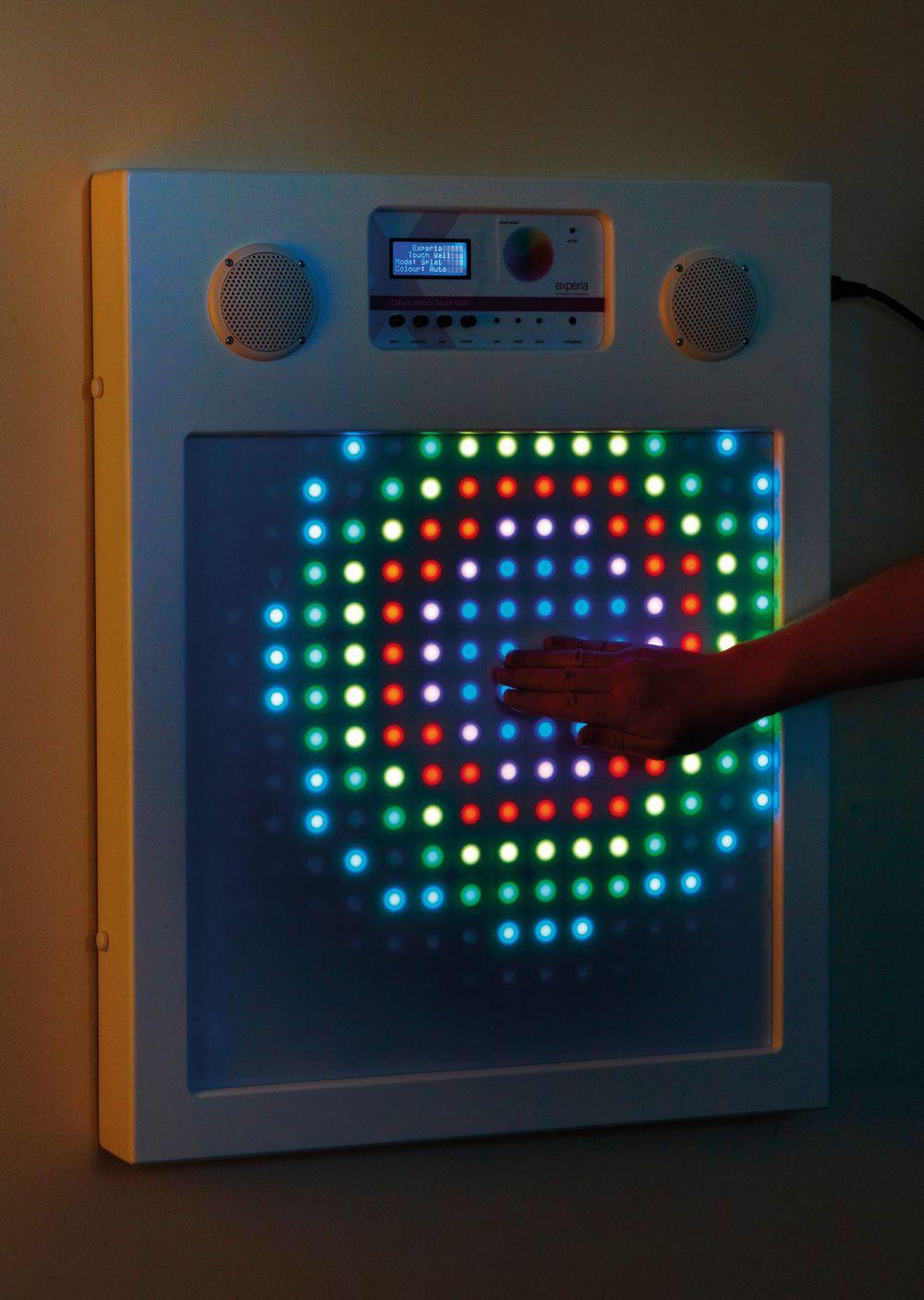 IRis Musical Touch Wall, trovare un senso giocando