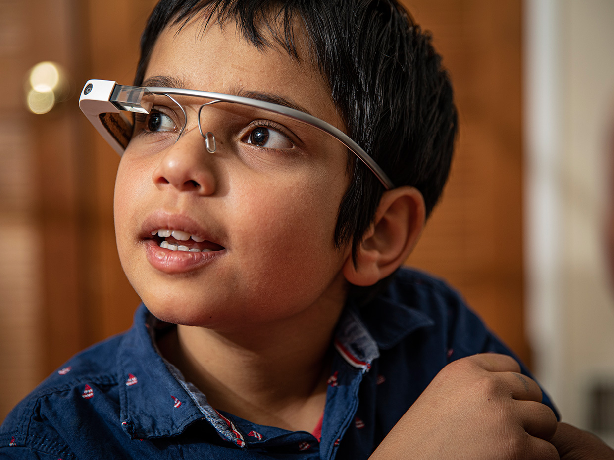 """""""Superpower Glass"""", technologies for autism"""