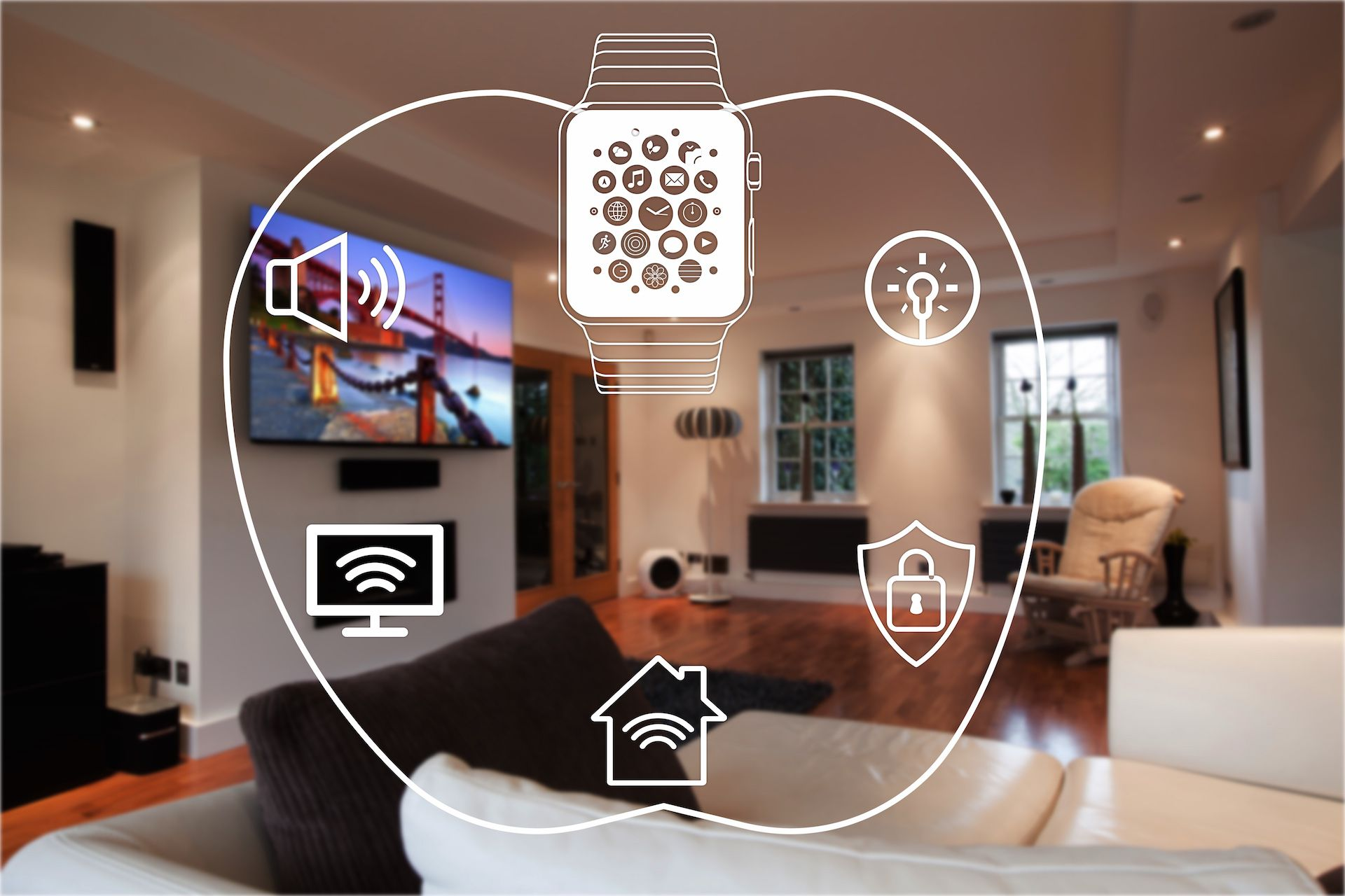 The future of the smart home is cross-connection
