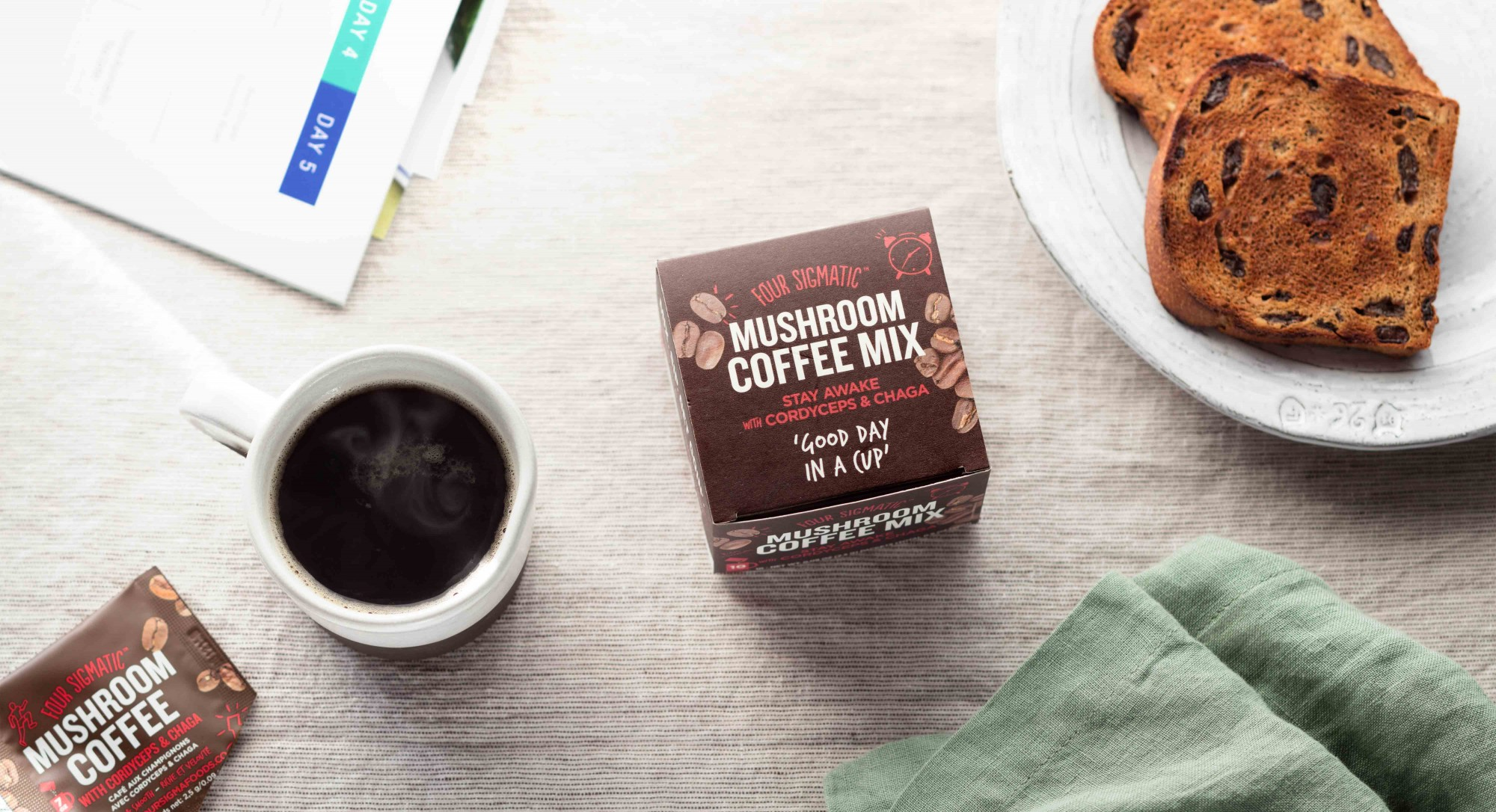 FOUR SIGMATIC // Drinking // Gruppo2