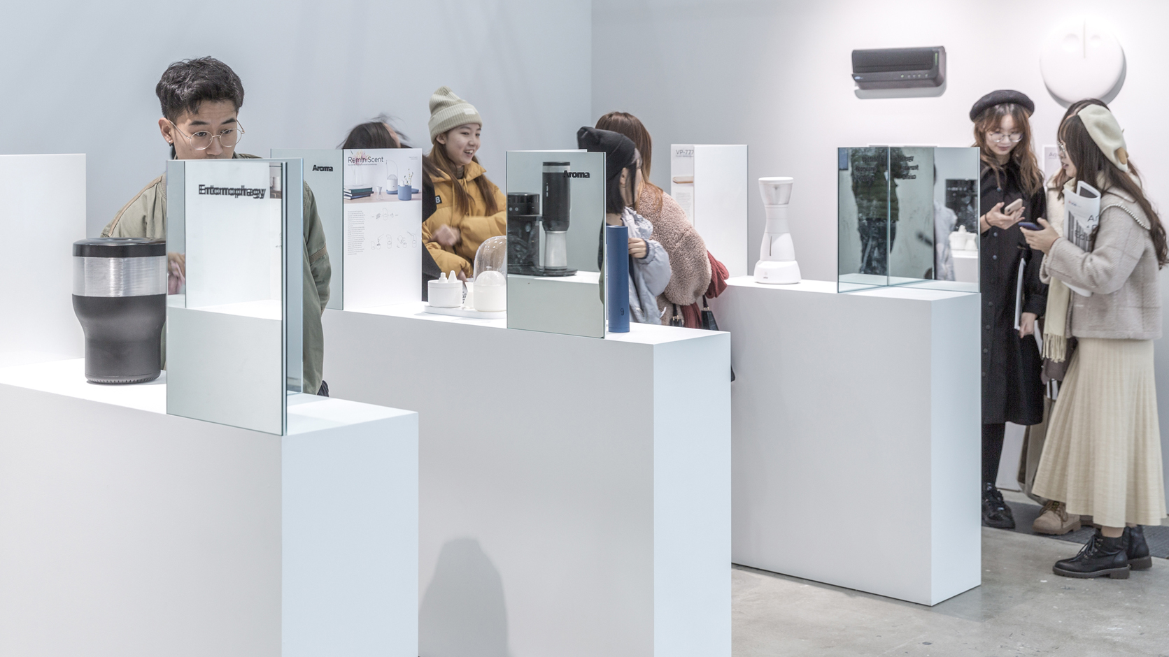 "SMART Design Lab alla mostra ""Art and Design Education: Future Lab"": West Bund Art Center di Shanghai"
